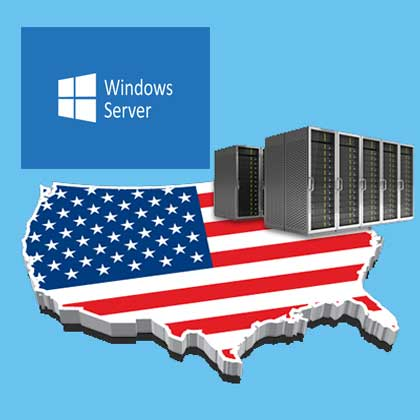 vps windows server usa